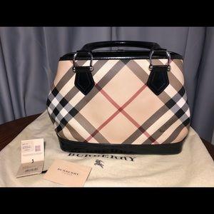 Burberry Eden SuperNova Satchel Bag